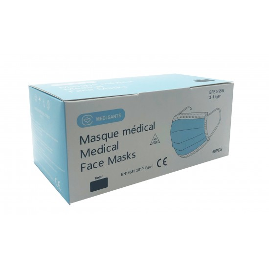 Masques chirurgicaux Type I...