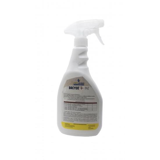 Spray désinfectant 750ml -...